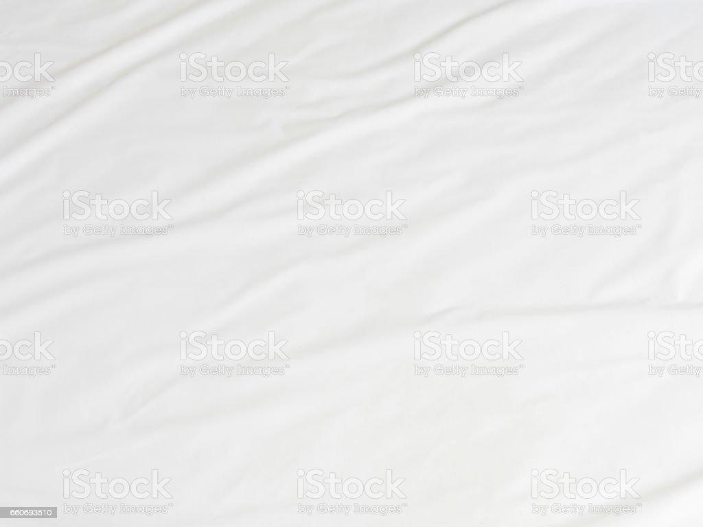 empty, clean sheet