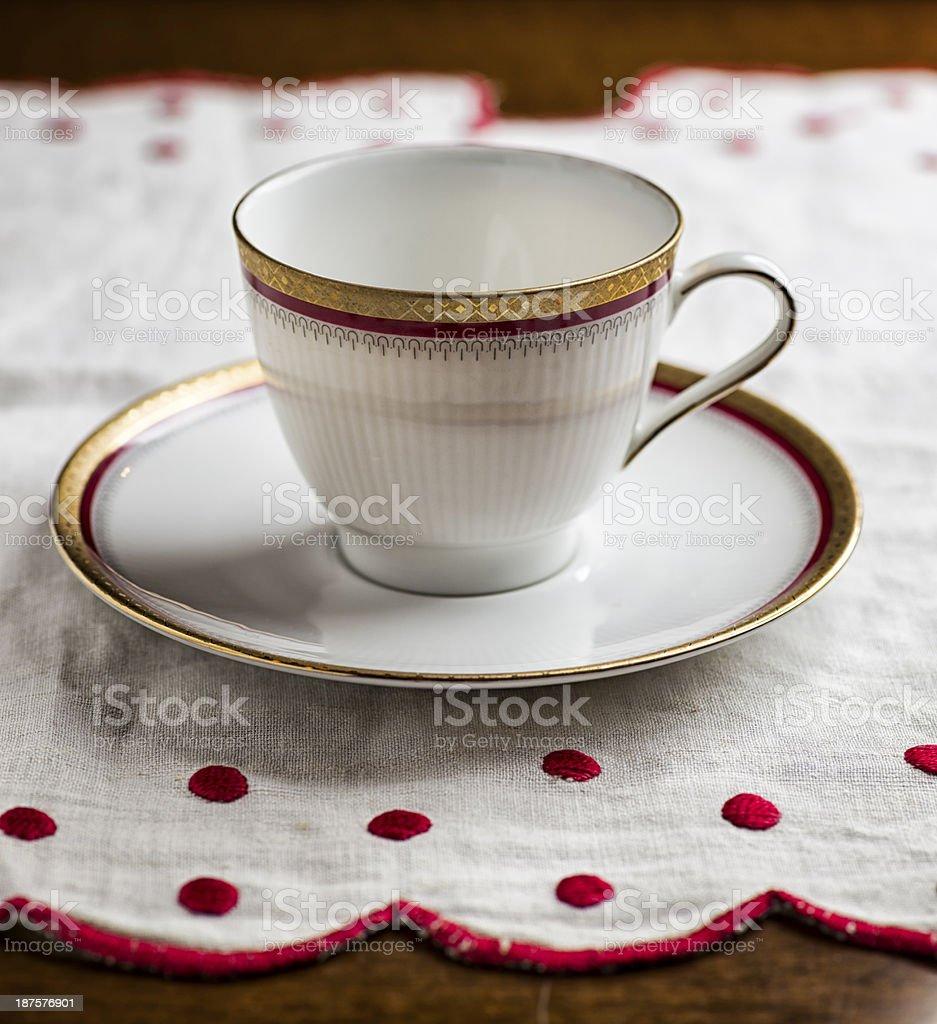 Leere Coffee Cup – Foto