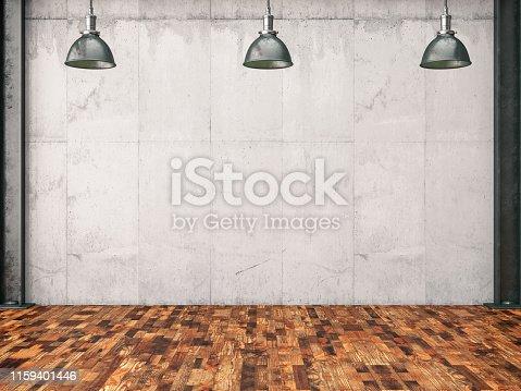 840777964istockphoto Empty Concrete Wall 1159401446