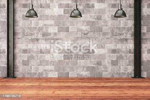 840777964istockphoto Empty Concrete Wall 1165735713