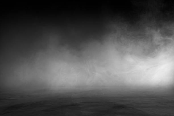 empty dark room abstract fog smoke glow rays wall and floor interior displays product empty dark room abstract fog smoke glow rays wall and floor interior displays product smog stock pictures, royalty-free photos & images