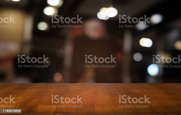 Empty dark wooden table in front of abstract blurred bokeh background picture id1130676333?b=1&k=6&m=1130676333&s=612x612&h=39spuml5gec4czb tww3mbmp3w dknkljmmfofyjhwe=