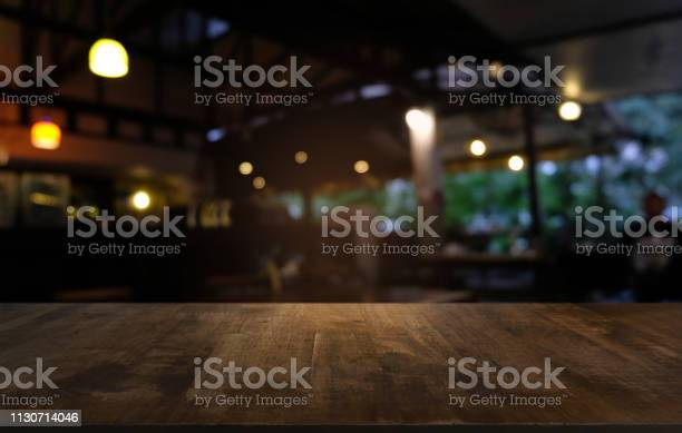 Empty dark wooden table in front of abstract blurred bokeh background picture id1130714046?b=1&k=6&m=1130714046&s=612x612&h=liohzm7jg6f smd5kskbks9derlvsodfpb6y9bsq8gi=