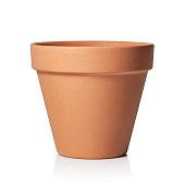 istock Empty flower pot 1298515744