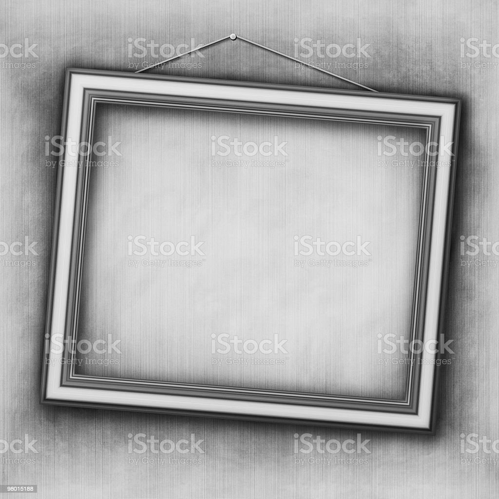 empty frame royalty-free stock photo