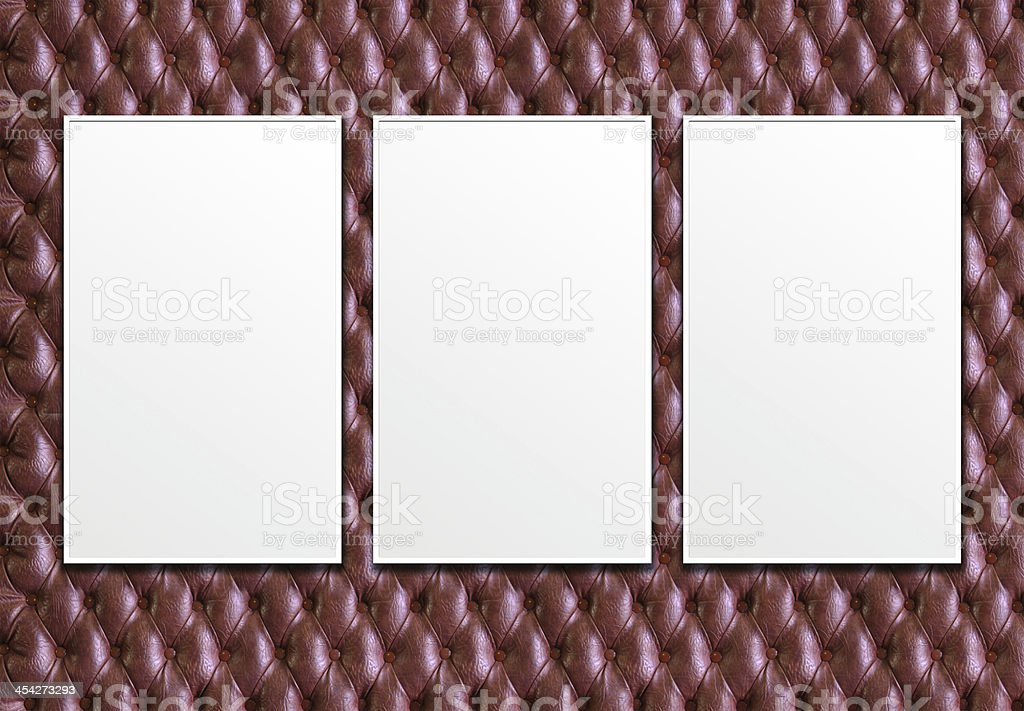empty  frames royalty-free stock photo