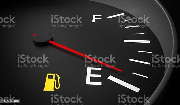 Empty fuel warning light in car dashboard 3d rendered illustration picture id607762156?b=1&k=6&m=607762156&s=612x612&h=trnqpmex4d8bjbpwdo0jwhl zr2jfailovisod5v0xi=