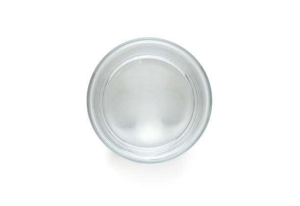 空のガラスコップ - グラス ストックフォトと画像