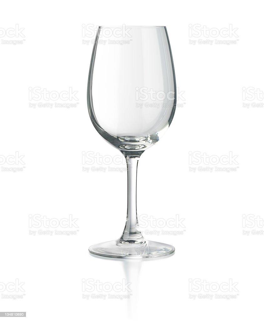 Leeren Glas – Foto