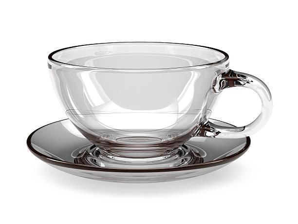 empty glass teacup - Photo