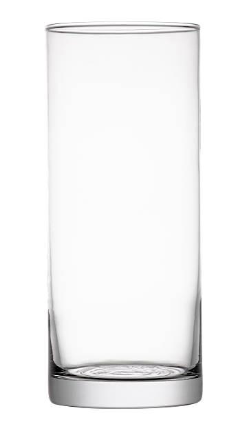 leere glasvase. schnittpfad - vase glas stock-fotos und bilder