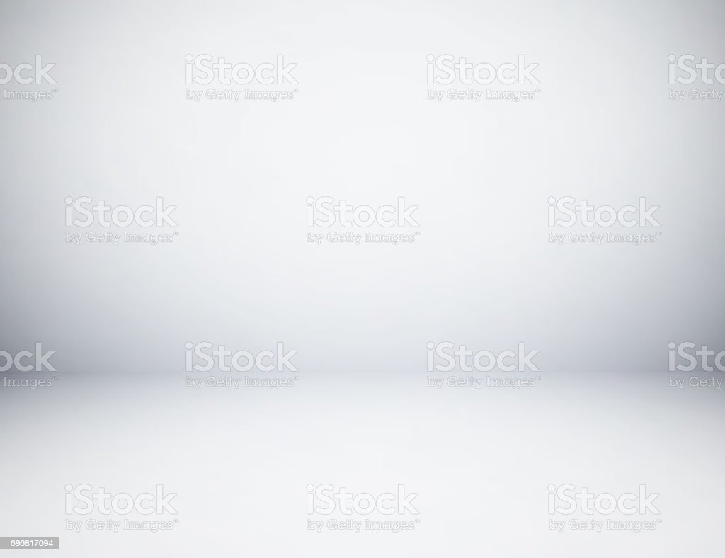 Empty gray studio room background, used as background for display your products