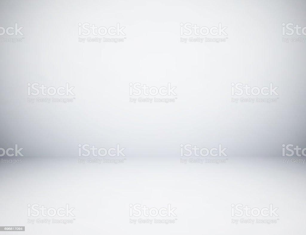 Leere graue Studio Raumhintergrund, als Hintergrund für Ihre Produkte anzeigen – Foto