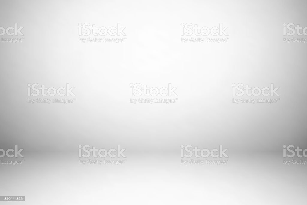 Leere graue Studio-Zimmer, als Hintergrund für Ihre Produkte anzeigen – Foto
