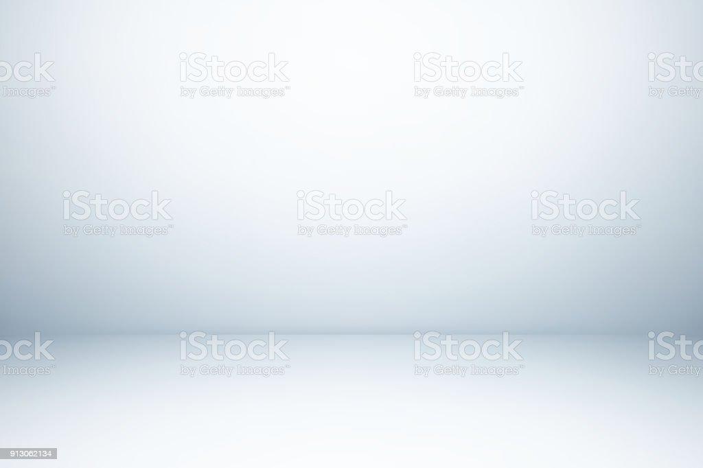 İçin arka plan olarak kullanılan boş gri Oda, ürün görüntüleme - Royalty-free Arka planlar Stok görsel