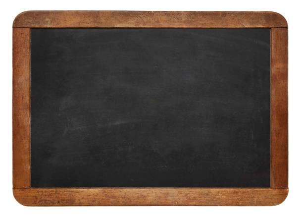 空緑黒板のテクスチャは、白い壁に掛けます。greenboard と白の背景からのダブル フレーム。 - 黒板 ストックフォトと画像