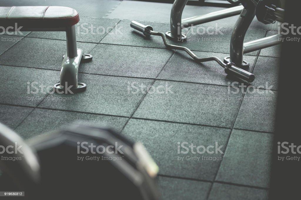 Empty Gym background