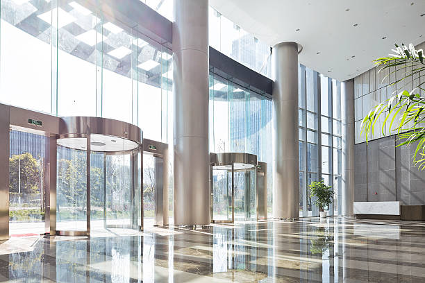 Royalty free lobby pictures images and stock photos istock for Modern design building services