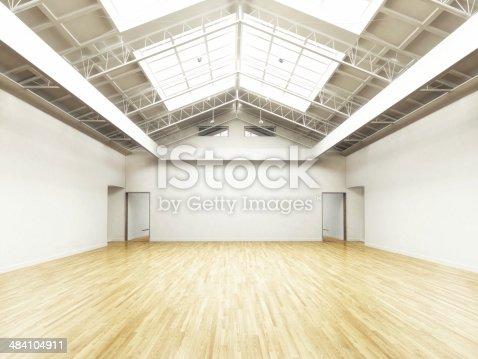 istock Empty hall 484104911