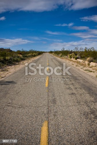 Empty Highway Stock Photo & More Pictures of Absence