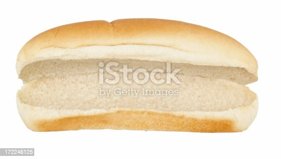 Empty Hot Dog Bun Stock Photo & More Pictures of Absence ...