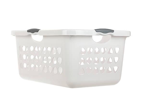 Empty Laundry Basket