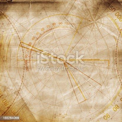 istock Empty Map 155284059