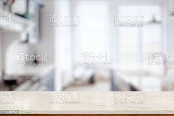 Empty marble counter in kitchen room for food or product display picture id917941278?b=1&k=6&m=917941278&s=612x612&h=rsndnkzgzv5xwten6rvlad3r9pxvcfn2c8santuvkta=