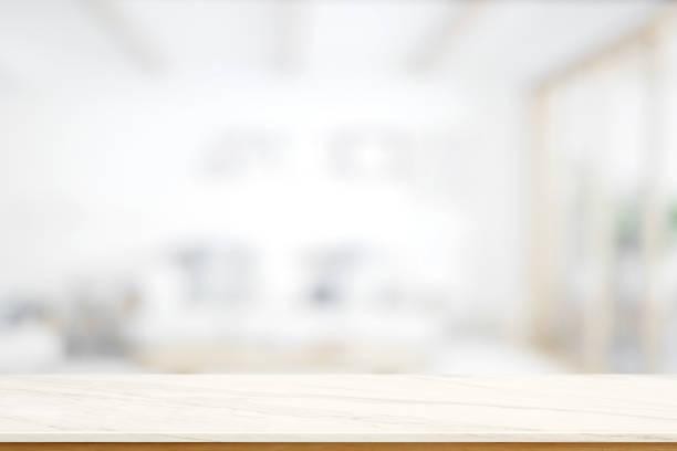 Empty marble table with blurred modern kitchen room background picture id834157738?b=1&k=6&m=834157738&s=612x612&w=0&h=q f6ptui3vs9mess3ekhhu3c6yg5ezhbxedgb3fqod0=