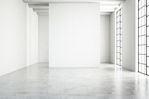 istock Empty Modern Interior 941107216