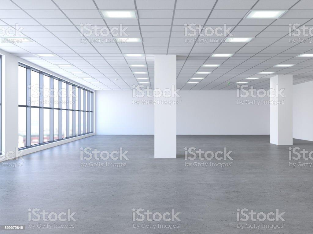 Vide bureaux modernes - Photo