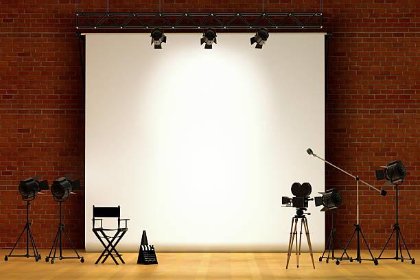 film set - postproduktion stock-fotos und bilder