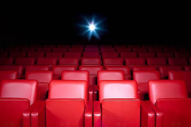 Leeren Kino theater – Foto