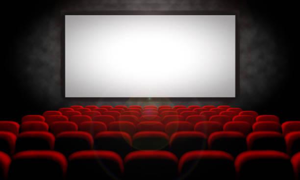 salle de cinéma vide - cinéma photos et images de collection