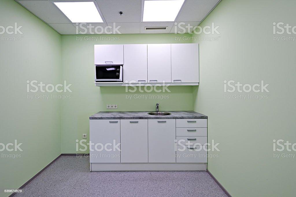 Brand new office kitchenette