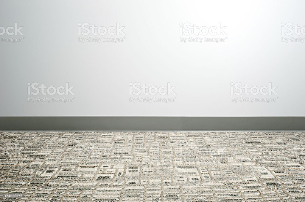 Empty Office royalty-free stock photo