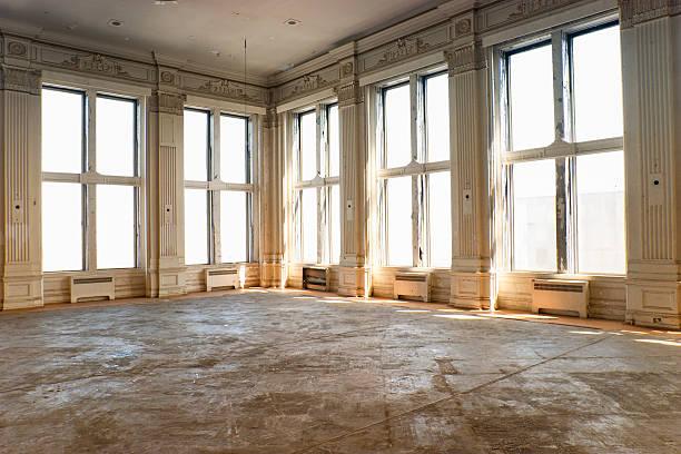 La salle de bal vide - Photo