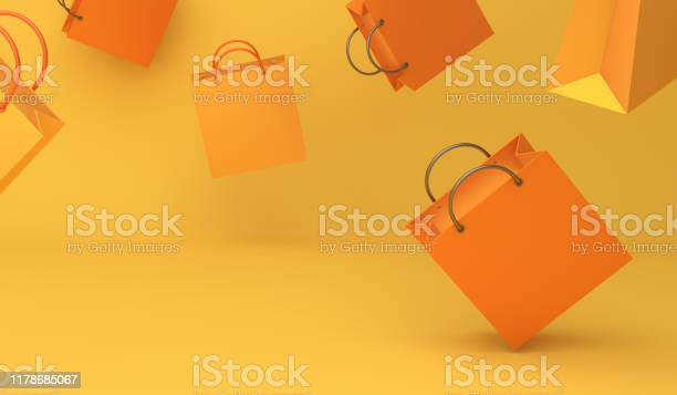 Empty orange color shopping bag on the yellow background copy space picture id1178685067?b=1&k=6&m=1178685067&s=612x612&h=ani26apxgb2mc7fkxi0d6g l4hlwktulge5wkmisxdy=