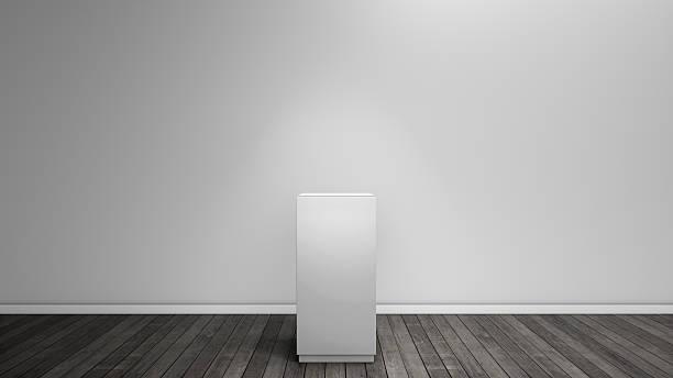 empty pedestal - piedestal bildbanksfoton och bilder