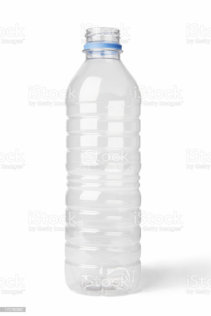 De bouteilles en plastique vides - Photo