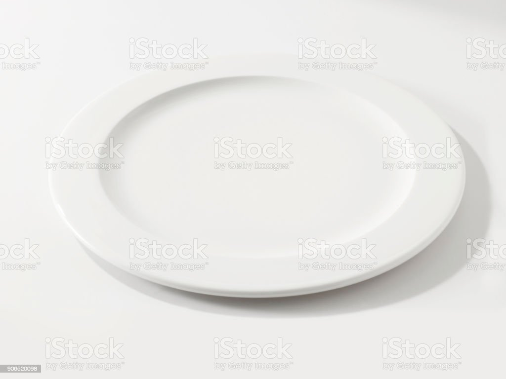 Assiette vide  - Photo
