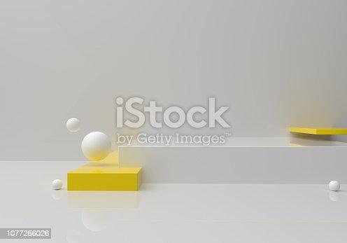 1049530612istockphoto Empty platform 1077266026