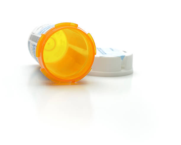 Royalty free pill bottle pictures images and stock photos for What to do with empty prescription bottles