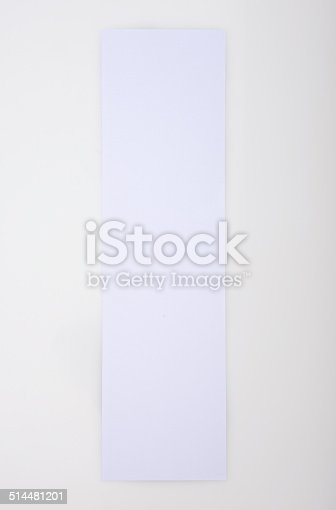 empty receipt stock photo more pictures of blank istock