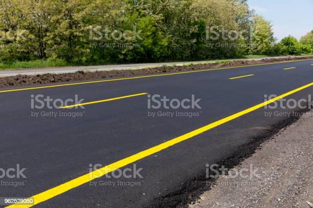 Foto de Vazia Road e mais fotos de stock de Autoestrada