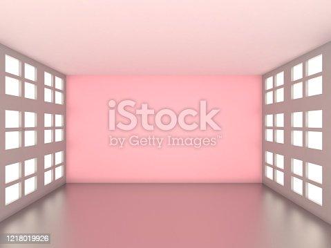 521806786 istock photo Empty room 1218019926