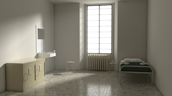 Chambre Vide Stock Photo - Download Image Now