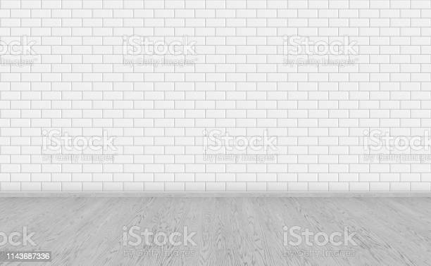 Empty room with grey wooden floor and classic white metro tiles wall picture id1143687336?b=1&k=6&m=1143687336&s=612x612&h=lyrs7urpyoomztwhafhjvgs t2voixje rhqsgzdxva=