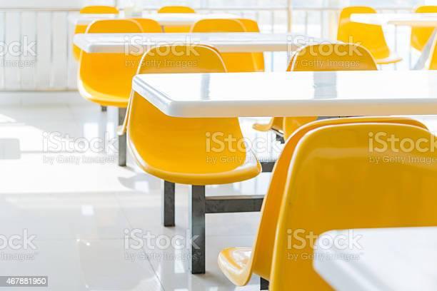 Empty school cafeteria picture id467881950?b=1&k=6&m=467881950&s=612x612&h=6ytze2bbm0yfg3s zq tr1ebzsahdcj8ws0zhowfkew=