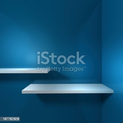 istock Empty Shelf 167762928